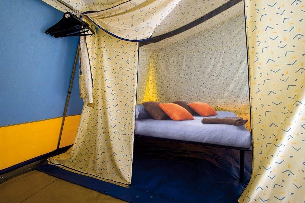 camping con tende happy tent in friuli campeggio grado sul mare. Black Bedroom Furniture Sets. Home Design Ideas