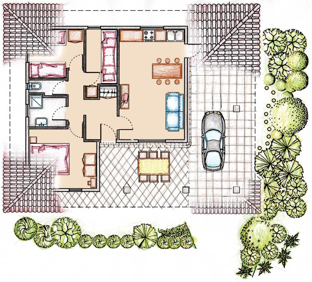 bungalow C