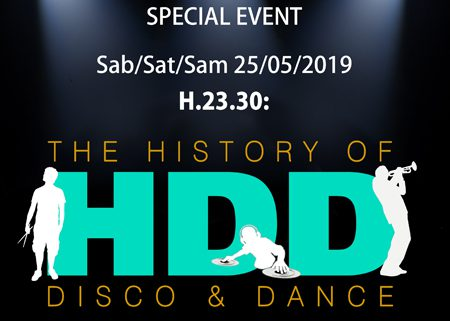 hdd the history of disco dance ycp opening 2019