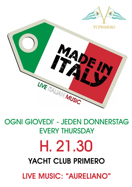 made in italy 2019 ycp