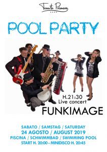 pool party funkimage