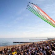 grado air show - freccie tricolori