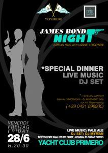 special night james bond b