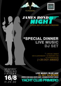 special night james bond d
