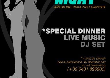 special night james bond d