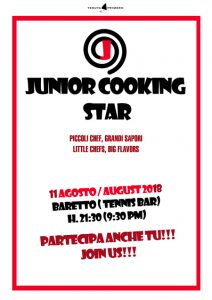junior cooking star