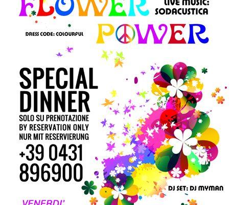 flower power night 2019