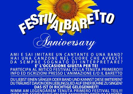 festival baretto